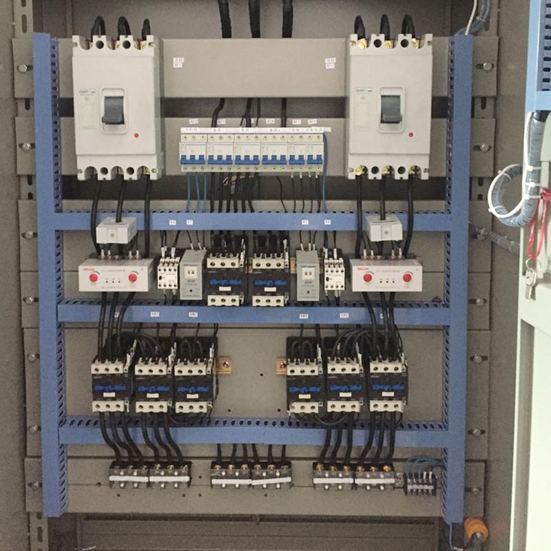 4R雷蒙机控制柜